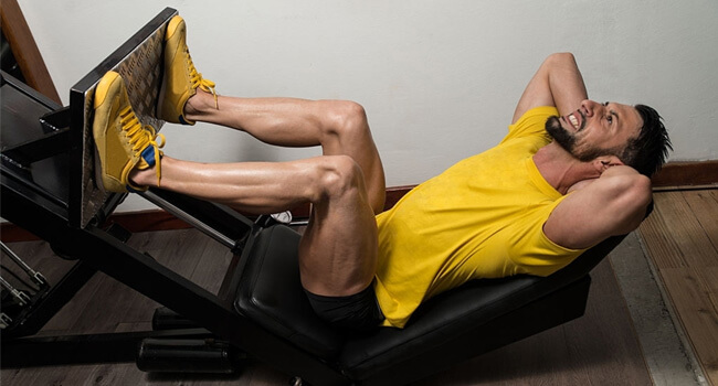 A Guide to How to Do Leg Press at Home