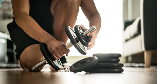 What Dumbbell Weight Should I Start With