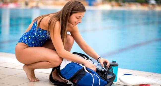Best Gym Bag for Swimming