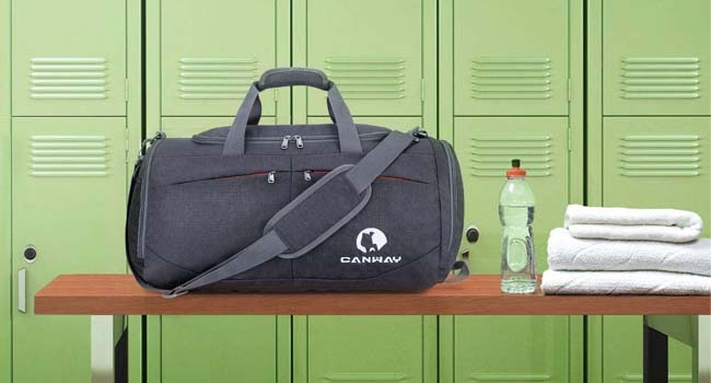Best Gym Bag for Wet Clothes
